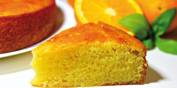 keke de naranja
